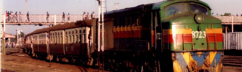 Kenya Rail Enthusiasts Holidays