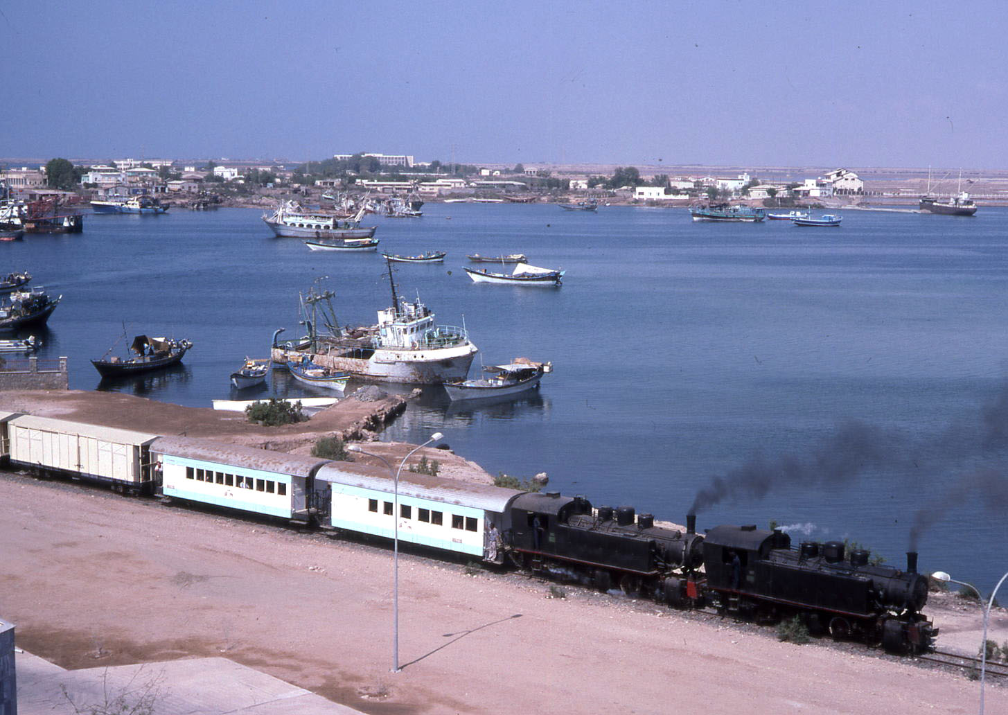 Eritrea – Rail Enthusiasts Holidays